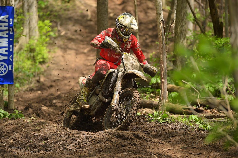 Thad Duvall is hoping to be victorious once again at The John Penton GNCC.