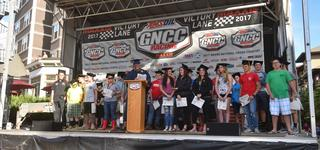 Fourth Annual GNCC Graduation Ceremony to be Held at AMSOIL Snowshoe GNCC