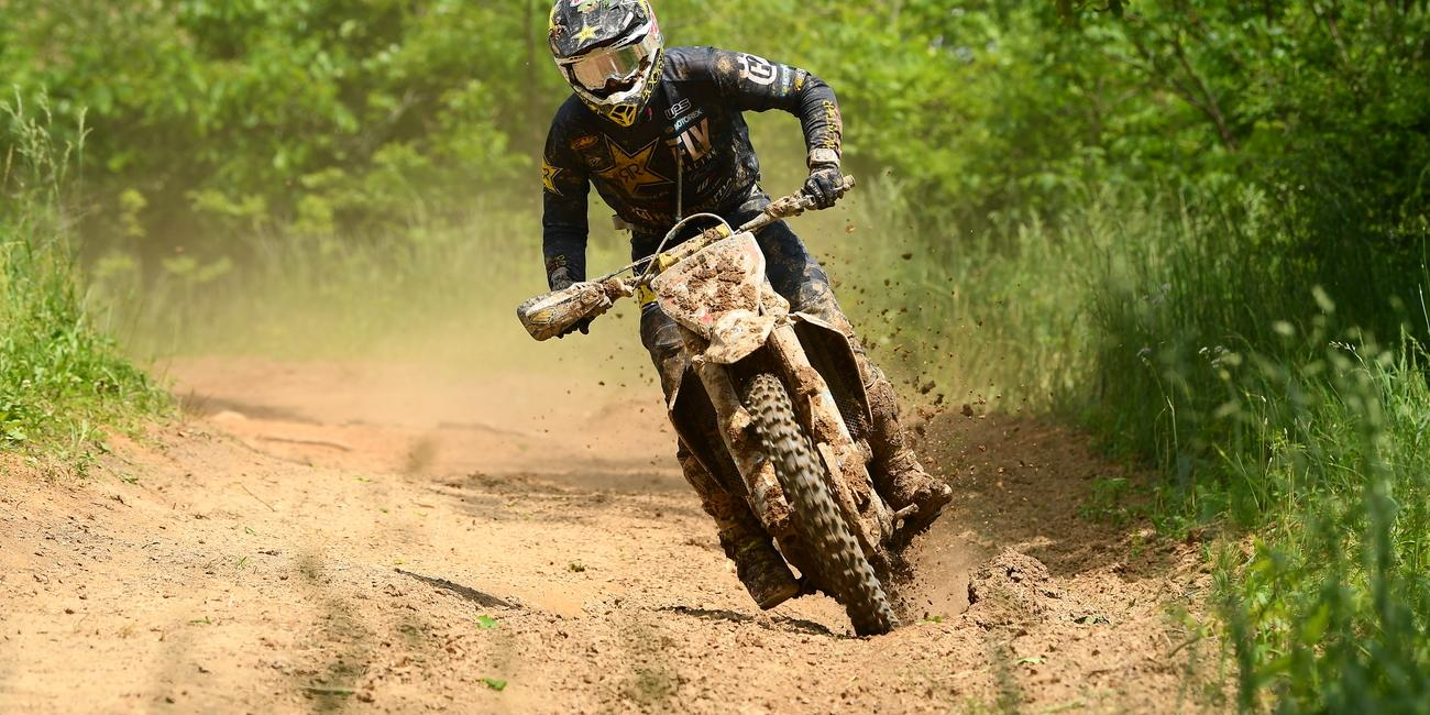 Thad Duvall Aims For Second-Straight Victory at Dunlop Tomahawk GNCC