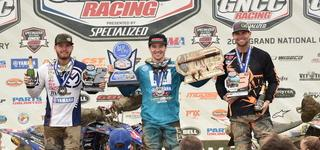 Walker Fowler Earns 50th Career Overall ATV Win at Dunlop Tomahawk GNCC
