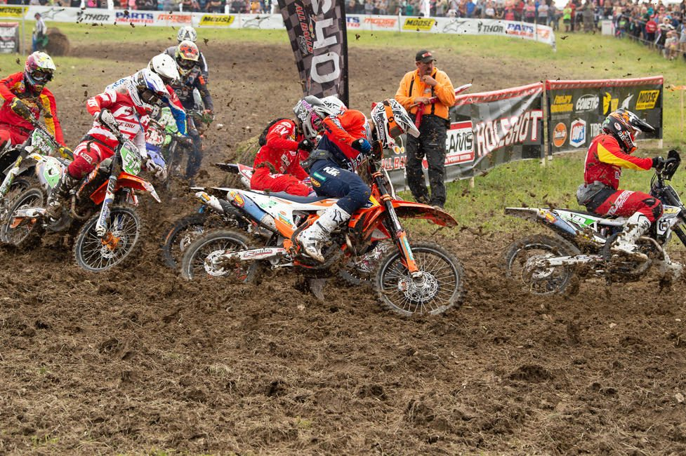 Kelley earned third overall, and his seventh-straight XC2 250 Pro class win.
