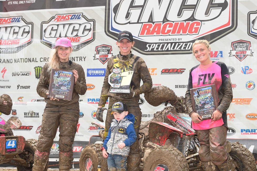 Shepherd has landed on the podium at 5 GNCC events thus far this season.