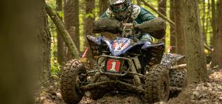 Walker Fowler Aims to Conquer AMSOIL Snowshoe GNCC
