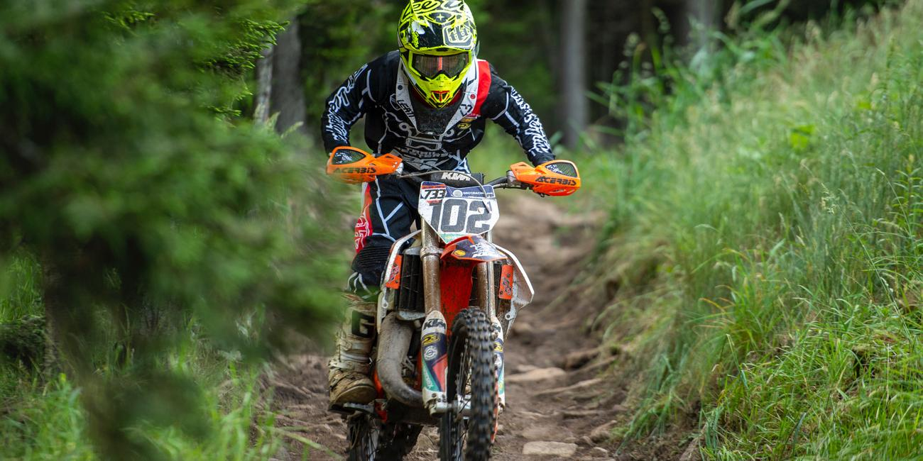 Trail Jesters KTM Racing – Snowshoe GNCC Race Report