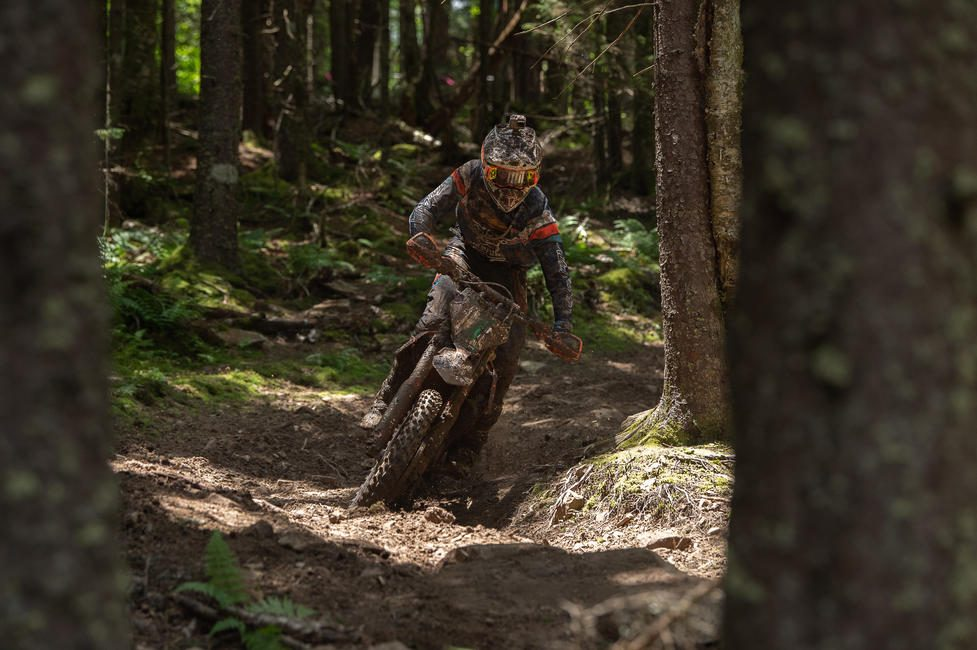 Ben Kelley earned his eighth-straight XC2 250 Pro class win, and second consecutive third overall finish.