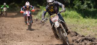 Duvall Earns Third Overall Win at Inaugural VP Racing Fuels High Voltage GNCC