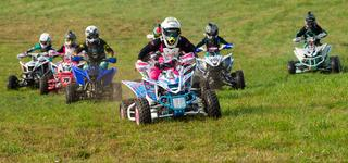 Photo Gallery: High Voltage Youth ATVs