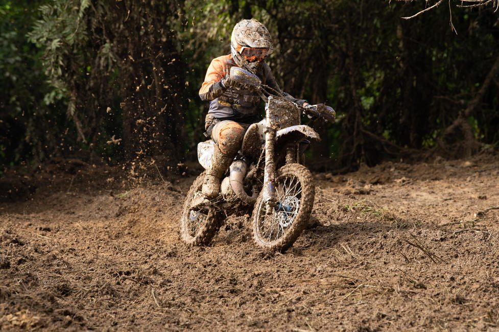 Cooper Jones claimed the YXC2 class win at High Voltage and finished fourth overall.