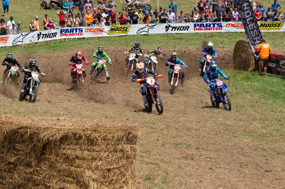 After a long summer break, GNCC Racing kicks off the last half of the season in New York on September 14-15.