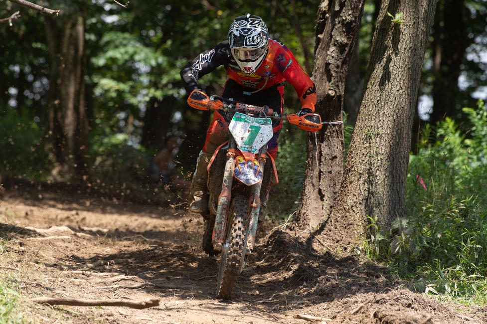 Kelley will be aiming to clinch the XC2 250 Pro National Championship, and his 10th class win of the season.