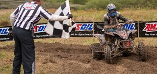 Walker Fowler Earns Inaugural Parts Unlimited Black Sky GNCC ATV Overall Win