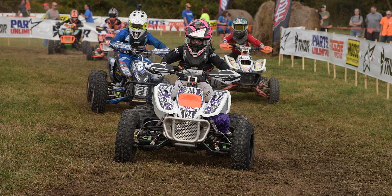 Photo Gallery: Mason-Dixon Youth ATVs