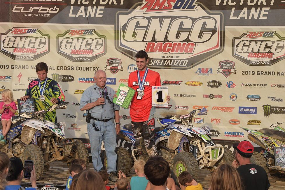 John Glauda Jr. wrapped up the XC2 Pro-Am National Championship in Pennsylvania.