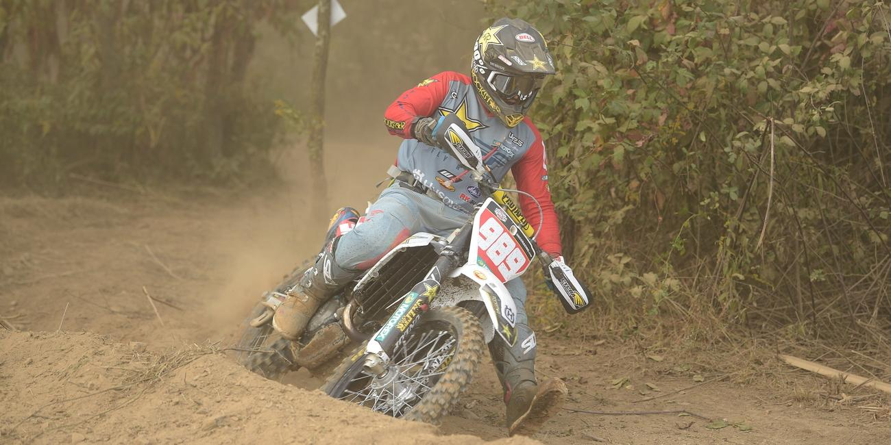 Thad Duvall Aims to Earn Home State Win at Yamaha Mountaineer GNCC