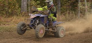 Cole Richardson Earns Inaugural Yamaha Mountaineer GNCC Overall Win at Summit Bechtel Reserve