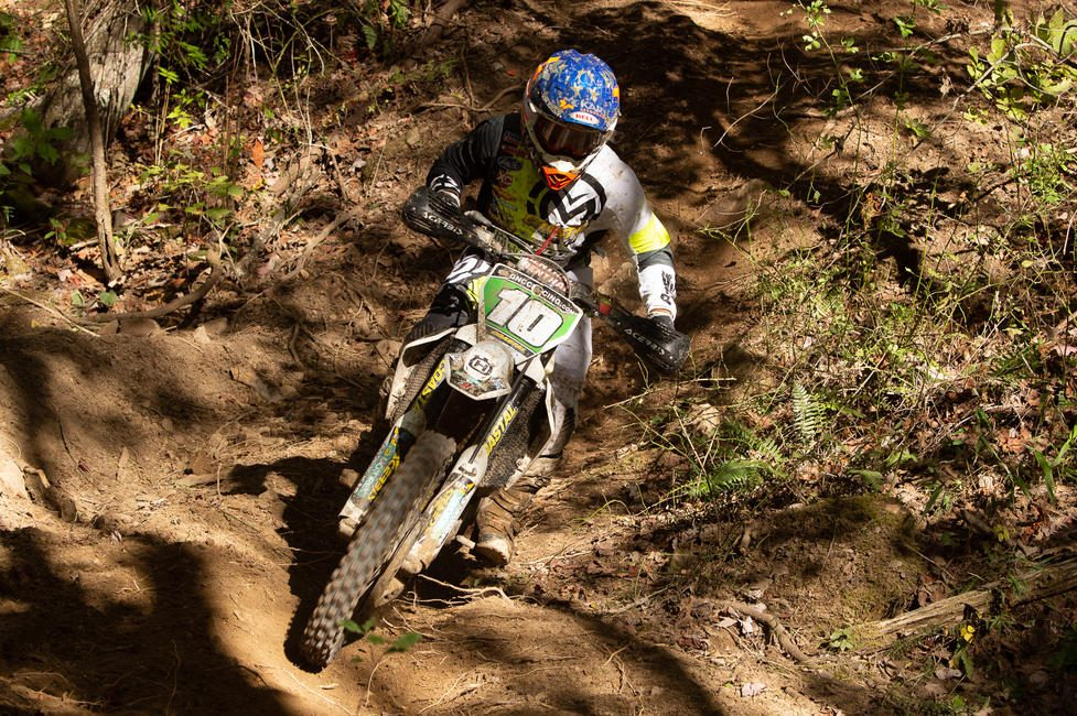 Craig Delong earned his first XC2 250 Pro class win of the season.