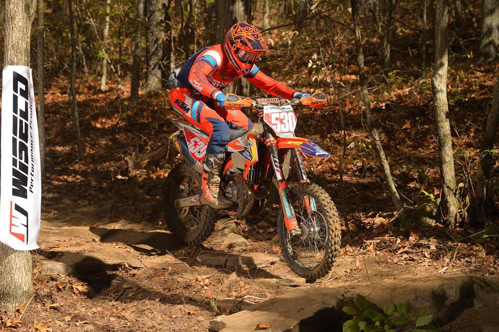 Kelley is the first rider to earn an XC2 National Championship, and an overall/XC1 win in the same season.