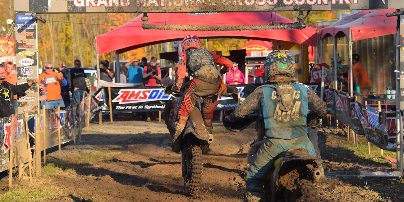 Ben Kelley Earns Second-Straight Overall Win at AMSOIL Ironman GNCC