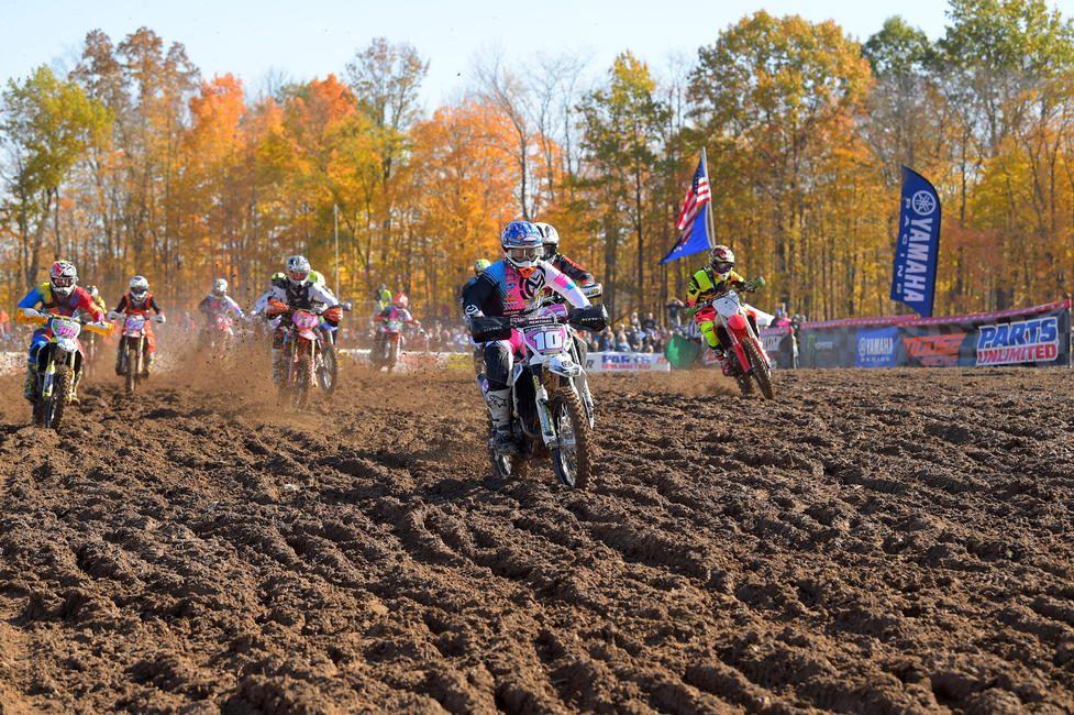 Craig Delong claimed his second-straight XC2 250 Pro class win of the season at Ironman Raceway.