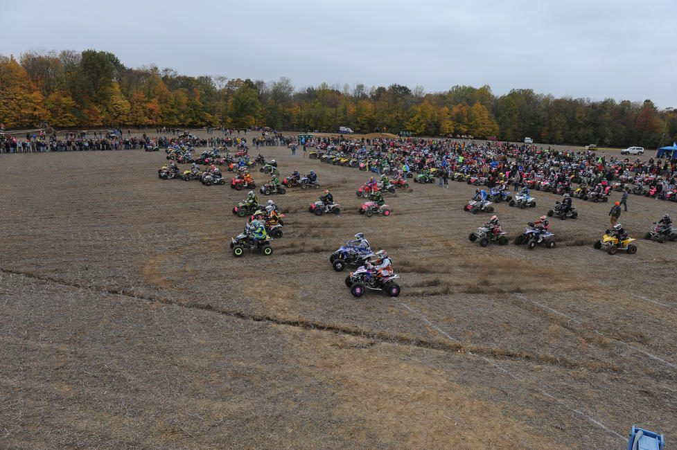 Over 1,900 riders took to the woods of Indiana over the course of the October 26 and 27 weekend.