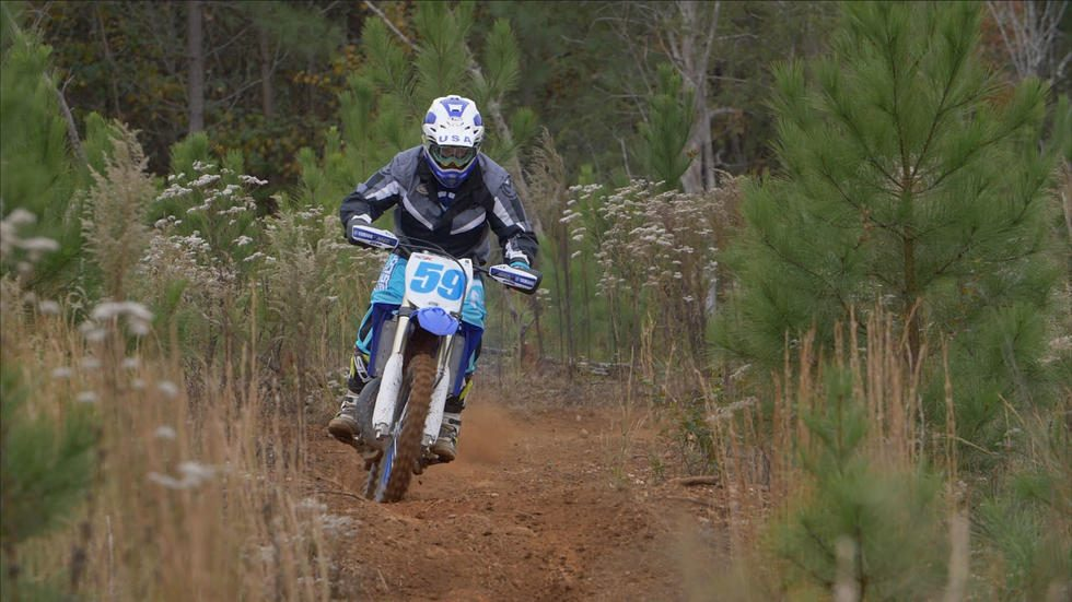 The 2020 Yamaha YZ125X is one sweet motorcycle!