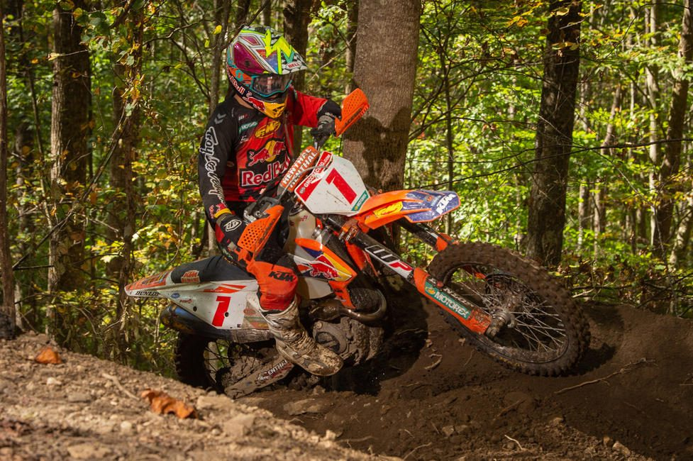 2020 will mark Kailub Russell's final XC1 season in the GNCC Series