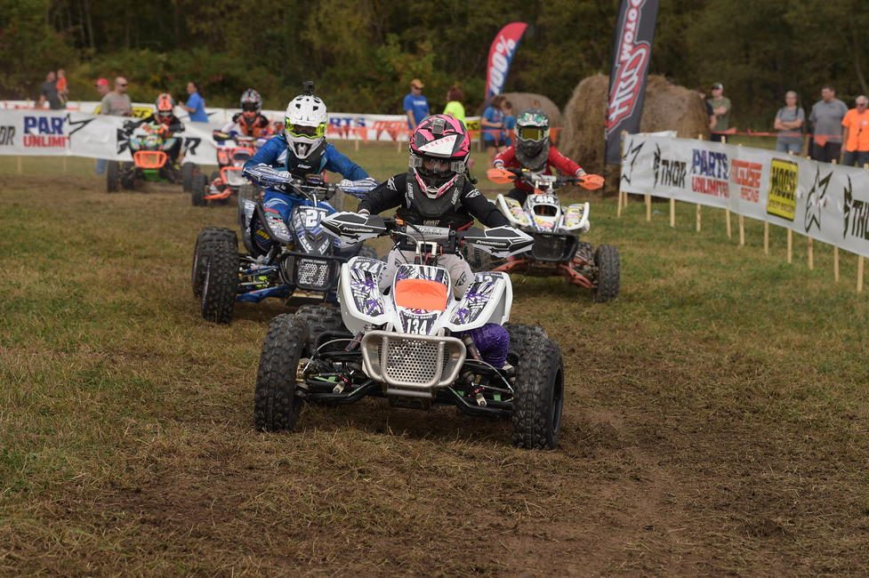 Davis brought home the MXC2 class National Championship after earning seven class wins.