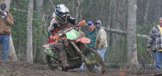 Behind The Bars - 2010 Steele Creek GNCC Bike Race - Episode 6