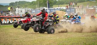 Dunlop High Point: ATV Race Report