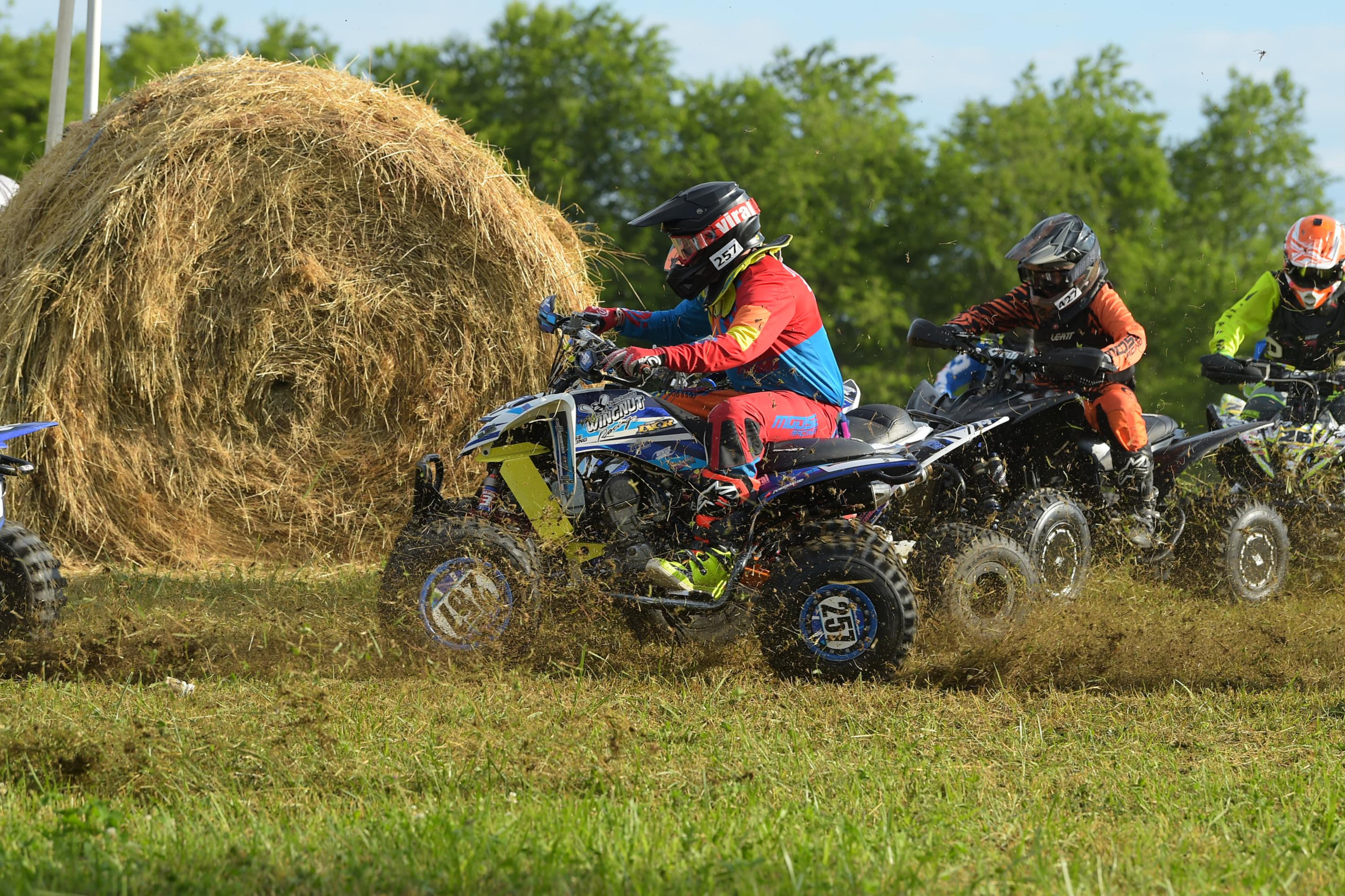 Dunlop High Point Youth ATV Race Report