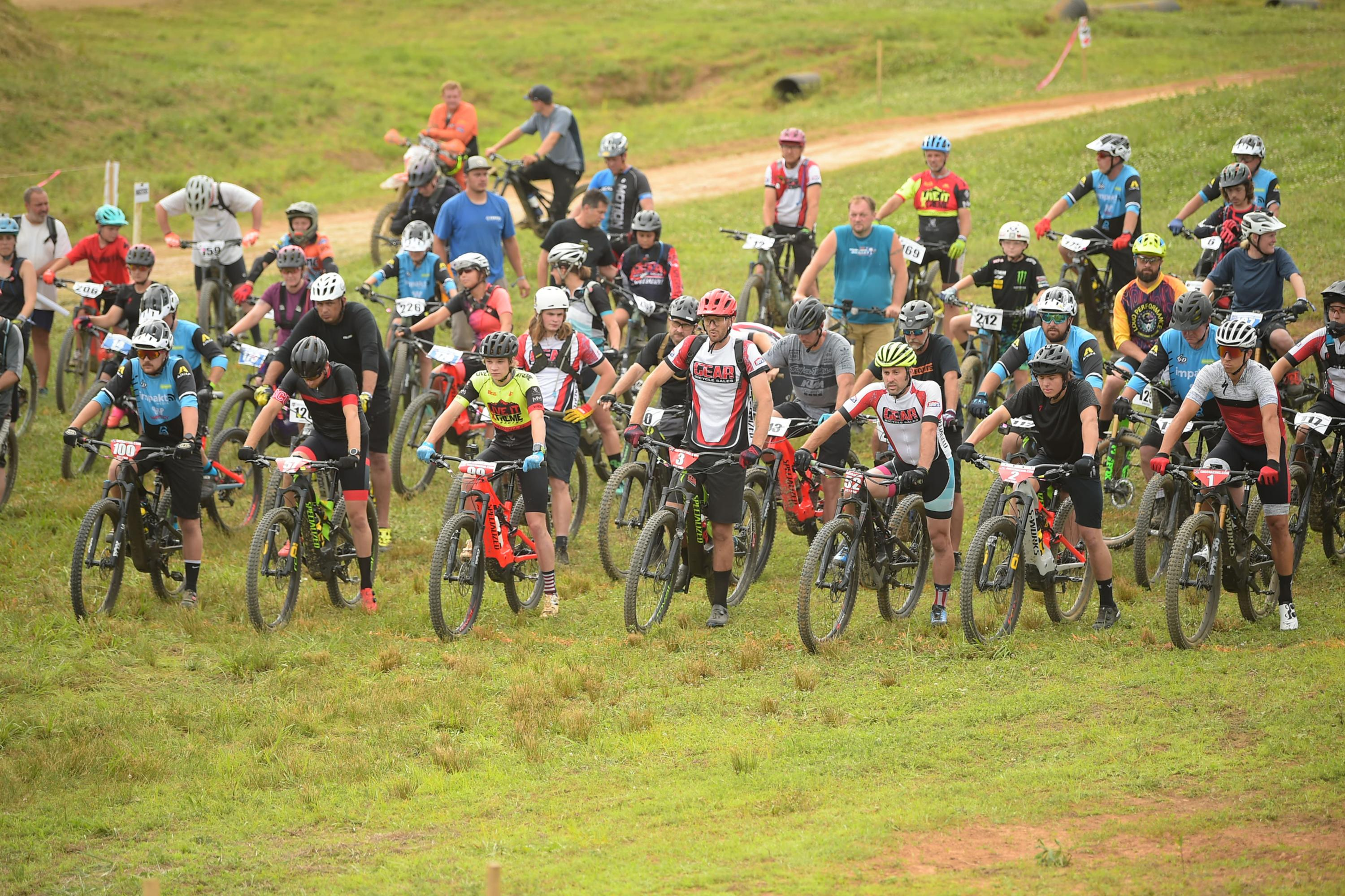 Video Report: Wiseco John Penton eMTB Highlights