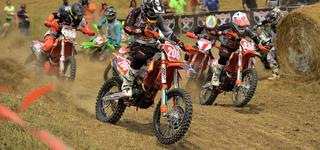 High Voltage GNCC: Motorcycle Race Report