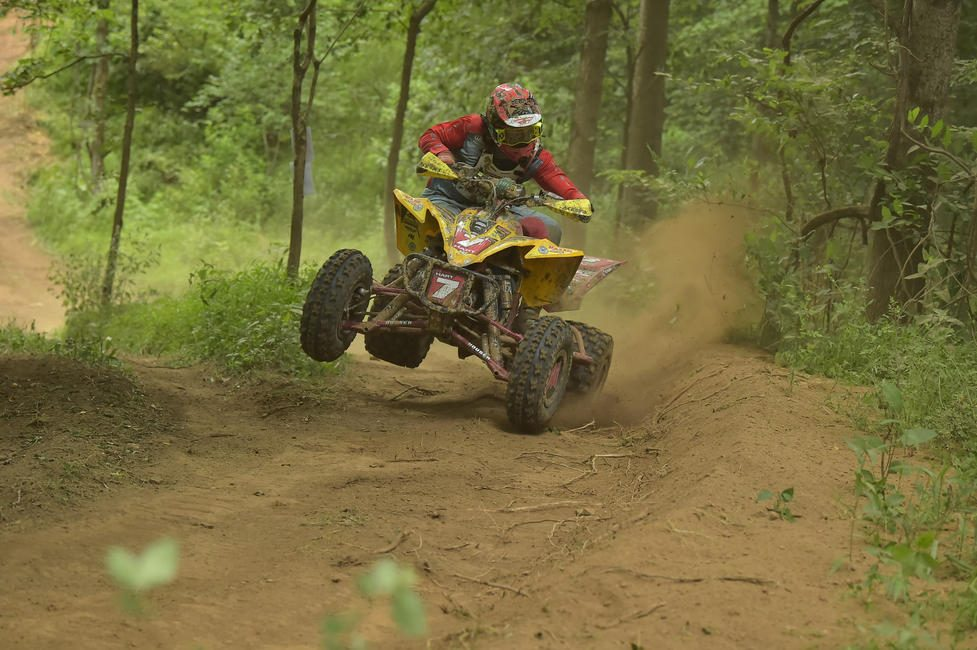 Is Hunter Hart trying to look back at his own roost here?