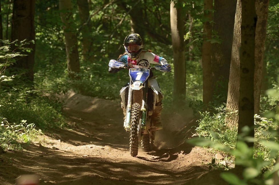 Tayla Jones is a multi-time GNCC WXC Champion, who transitioned back into her MX roots during the Summer Break.