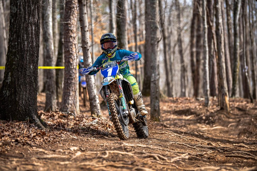 Jones currently sits second in the GNCC points standings for the WXC class. GNCC will return from Summer Break on September 12-13.