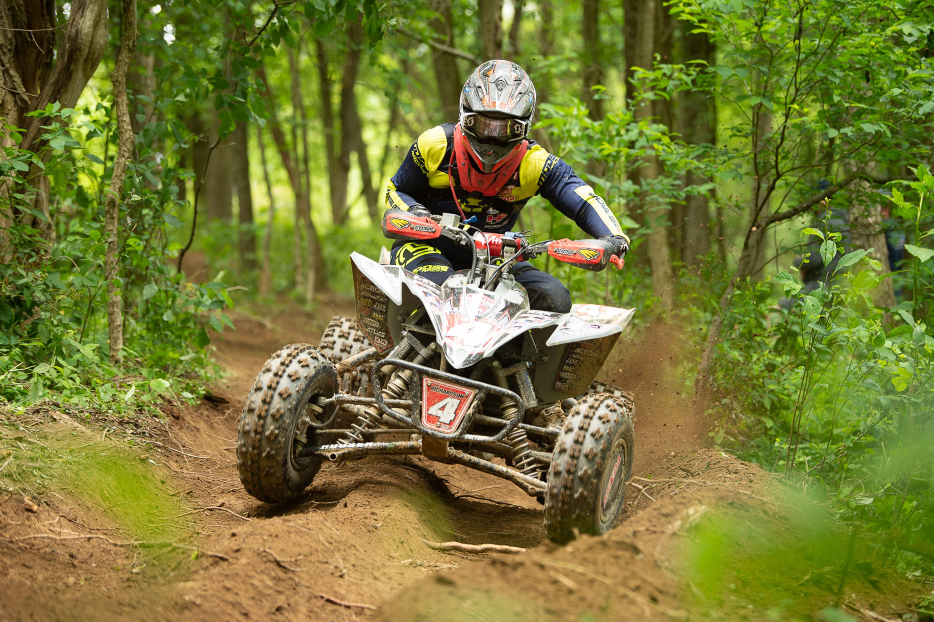 Tune-In Alert! 2020 High Point GNCC ATV Race on MAVTV