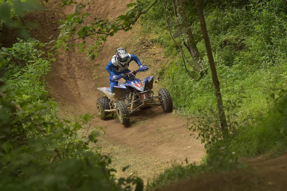 WFR/GBC/Fly Racing/Yamaha's Walker Fowler will be looking to grab another overall win this weekend. Photo: Ken Hill
