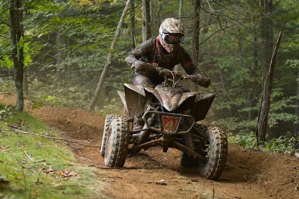 Action Off-Road/Tely Energy Racing/Kenda's Cole Richardson battled back to earn second overall on the day.