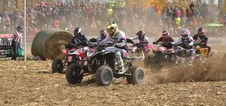 Yamaha Racing Ironman: ATV Race Report