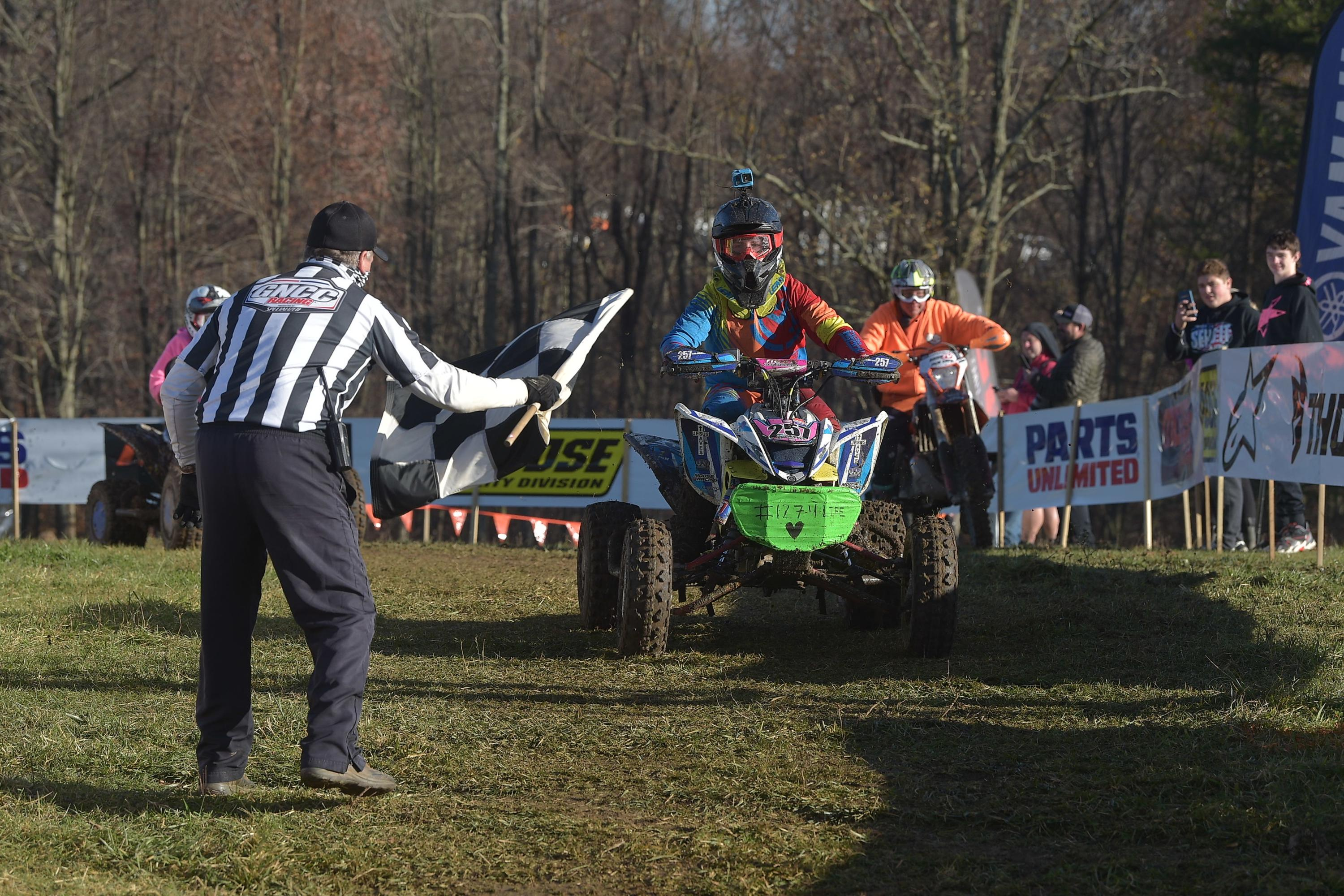 Photo Gallery: AMSOIL Buckwheat 100 Youth ATVs