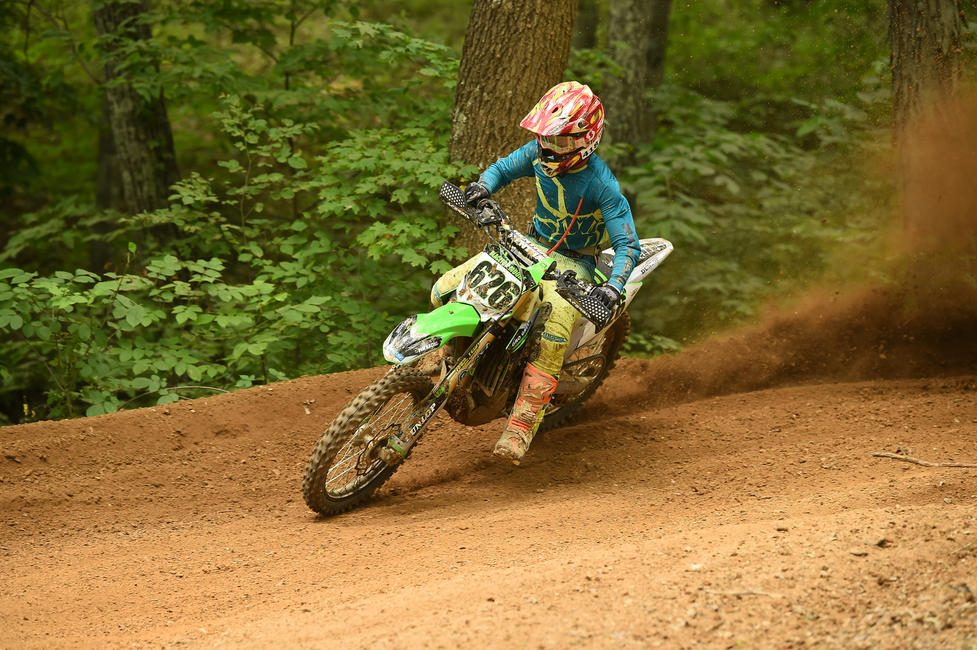 Blaceton will look to move up to the 4-Stroke A Lites class for the 2021 season. Photo: Ken Hill