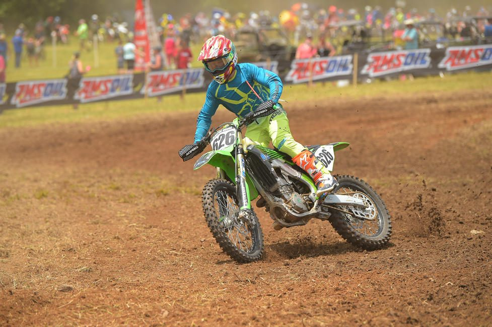 Eventually Blaceton hopes to make it up to the XC1 Open Pro class. Photo: Ken Hill