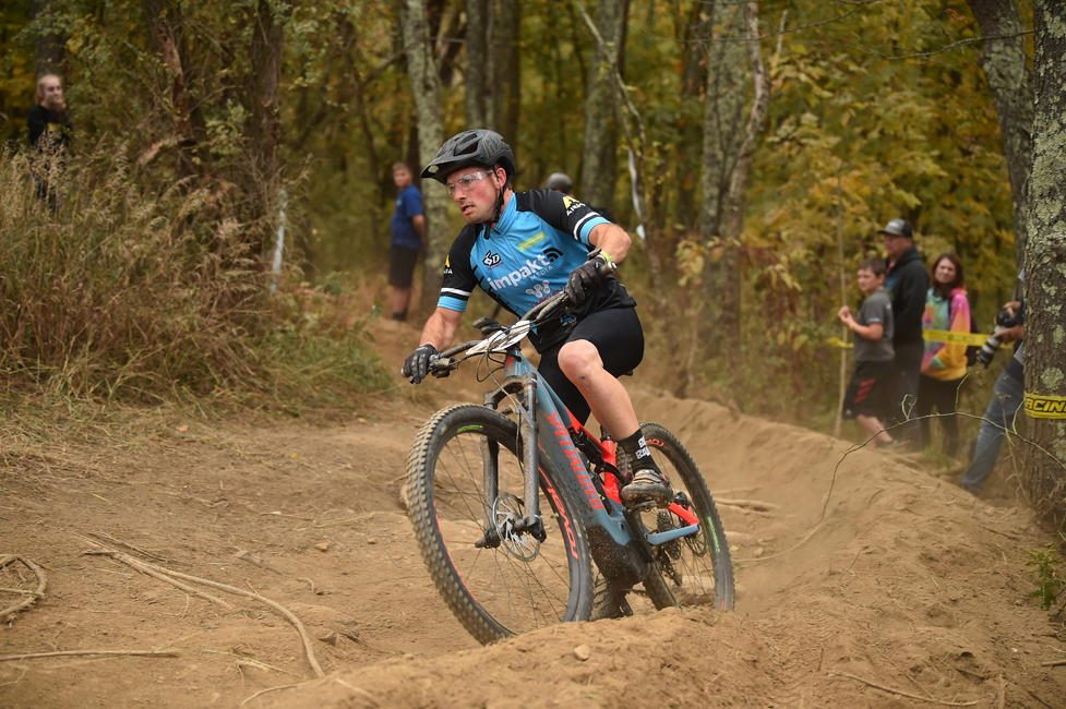 Adam earned three eMTB class wins throughout the 2020 season.