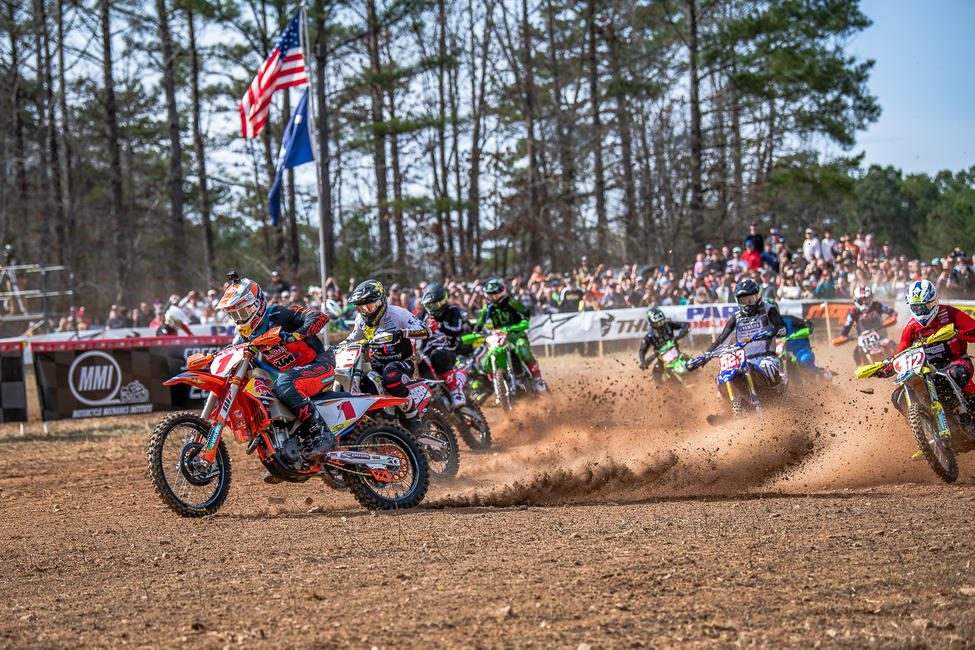 The question still lingers as to who will take home the XC1 Open Pro class win this weekend in South Carolina. Photo: Mack Faint