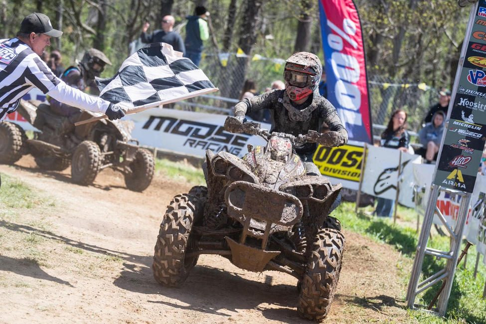 Landon Wolfe (Can-Am/OBOR/DeRisi Racing) captured another 4x4 Pro class win. Photo: Mack Faint